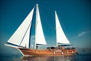 Аренда яхт в Одессе для морских прогулок Yachts