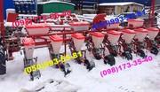 Сеялка УПС 8,  посевная секция точного высева. Контроль высева УПС-8