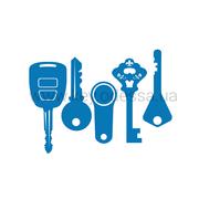 Копирование ключей на профессиональном оборудовании