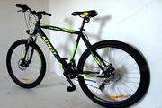 Azimut Spark GD - горный велосипед | Комплектация Shimano