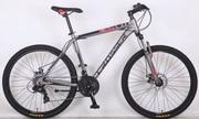 Crosser Flash - горный алюминиевый велосипед | Комплектация Shimano
