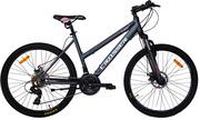 Crosser Life - горный алюминиевый велосипед | Комплектация Shimano