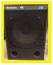 Продам Сабвуфер Montarbo 118A ,  2 шт (Италия)