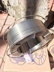 Сварочная проволока СВ08Г2С ф1, 2 и ф1, 6мм,  неомедненная на кассетах