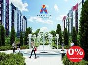 Продам Смарт-квартиру 11 861$ В ЖК Артвилль 7-й км 0% комиссии