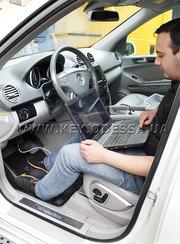 Замена брелков автосигнализации