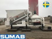Мобильный Бетонный завод SUMAB С 15-1200