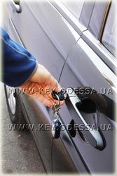 Открывание дверей в автомобилях форд