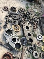 Запасные части для буровых установок УГБ 50 и УРБ 2, 5