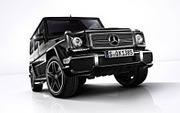 Прошивка автомобильного ключа Mercedes-Benz Gelandewagen