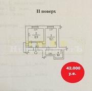 Продам однокомнатную квартиру 9 ст. Б. Фонтана