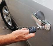 Выкидные автомобильные ключи