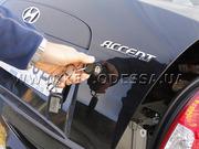 Открытие багажника на авто Одесса