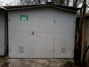 Продам гараж металлический на охраняемой стоянке