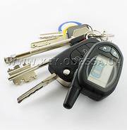 Прошивка смарт ключей с пультом