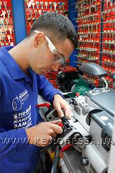 Изготовление бородковых ключей  в Одессе