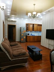 Сдам посуточно 3 ком квартиру Южная Пальмира / Аркадия / море