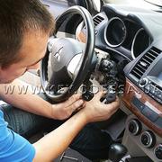 Откроем машину без ключа