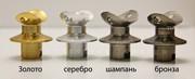 Комплектующие для изготовления алюминиевых перил