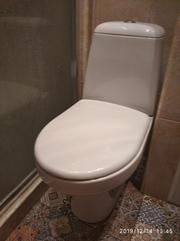 Установка-ремонт бойлер, Установка ванна,  унитаз, умывальник, полотенцесу