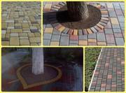 Тротуарная плитка «Старый город» 40 мм. от 130 грн.