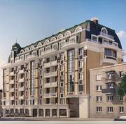 Продам новострой Одесса  Еврейская 3 квартира 1 ком 49 м,  3 эт.