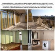 Сдаётся посуточно  3-комнатная квартира на 4 этаже Аркадийского дворца