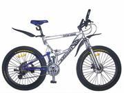 Продам б/у горный велосипед   SFX-500.