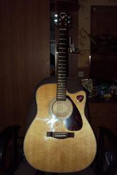 Электроакустическая Гитара Yamaha
