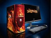 Компьютер двухядерный Игровой с видео картой 512Мб