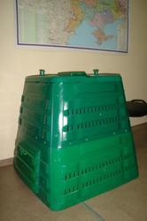 Компостный бак - переработка органических(садовых,  пищевых) отходов в