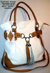 Модные модели итальянских сумок из кожи .  Отличное качество, красивая...