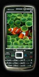 Nokia E71 TV (2 SIM карты,  цветное ТВ,  Java) 1550 грн.