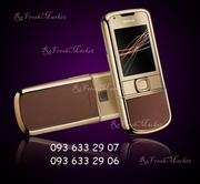 Nokia 8800 Gold Arte (коричневая кожа) 2200грн